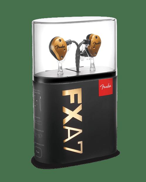 Fender FXA7 PRO IN-EAR MONITORS GOLD