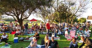 Cape Town Philharmonic Orchestra at Kirstenbosch Gardens