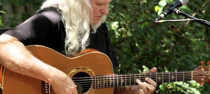 Tony Cox Blues Guitar Camp