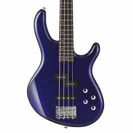 CORT ACTION BASS PLUS BLUE METALIC BASS GUITAR