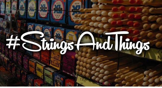 WIN WIN WIN! #StringsAndThings