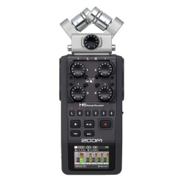 Zoom H6 HANDY RECORDER