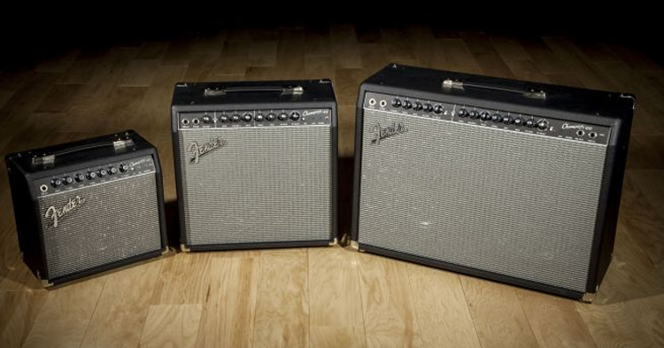 Fender Champion Amplifiers