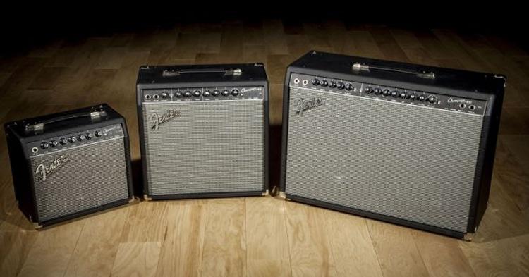 Fender Champion Amplifiers