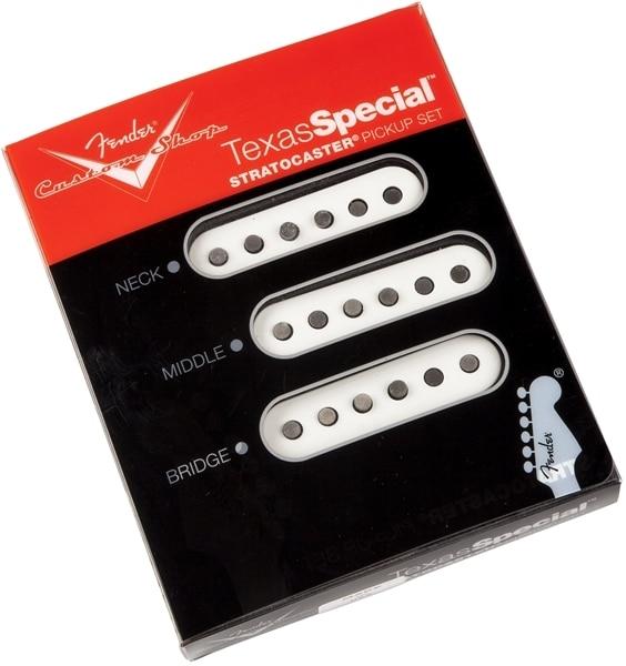 Fender TEXAS SPECIAL 3 STRAT PICKUPS
