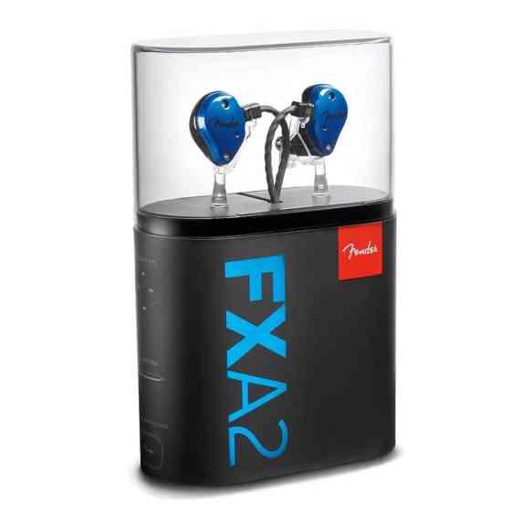 Fender FXA2 PRO IN EAR MONITOR BLUE