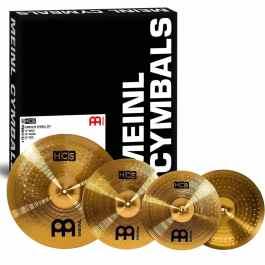 Meinl HCS141620 HCS Series Cymbal Set