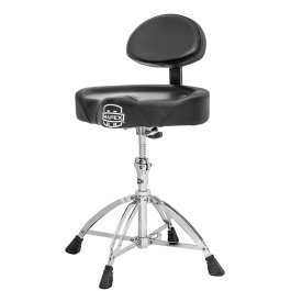 Mapex T775 Saddle Top Drum Throne with Back Rest