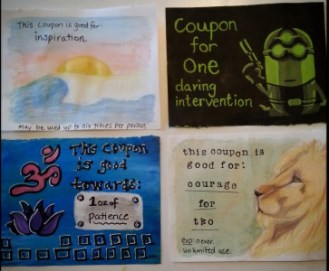 Therpy Coupons - set 1