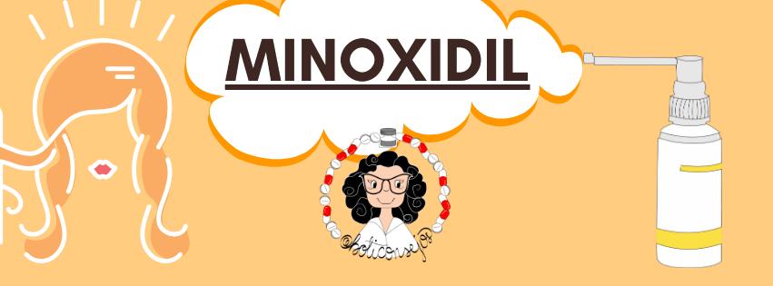 Minoxidil cabello