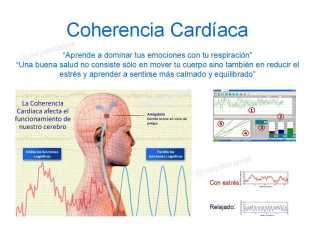 coherencia cardiaca estres