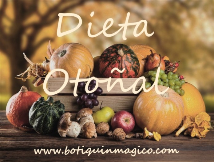 Dieta otoñal