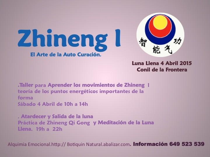 Zhineng l - El Arte de la Auto Curación