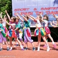 În pași de dans la Botoșani, 2017! O nouă porție de sport & sănătate!