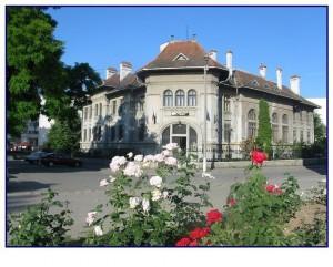 Biblioteca Mihai Eminescu Botosani