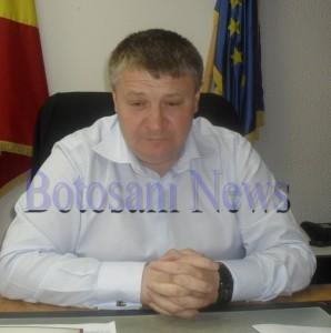 Florin Turcanu, presedintele CJ 1