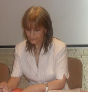 Rodica Mighiu, purtator de cuvint al ISJ