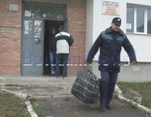 descinderi contrabanda cu tigari la Botosani