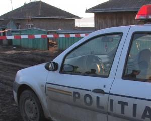 crima- masina de politie