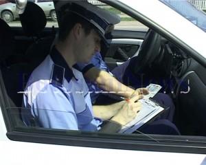 politie turiera radar