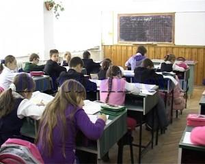 elevi la scoala Botosani