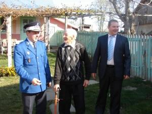 jandarm 102 ani