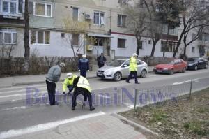 criminalisti si politisti trecere de pietoni accident1