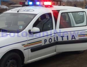 Politia Rutiera la accident3