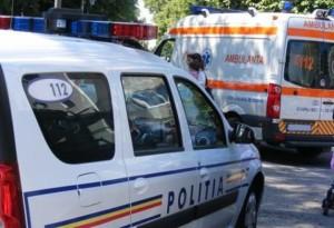 politie - ambulanta