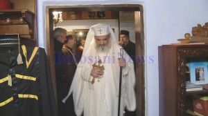 Patriarhul Daniel la Casa Memoriala Patriarhul Teoctist- Tocileni- Botosani