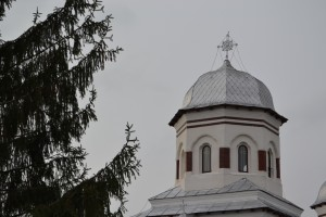 turla biserica- cruce