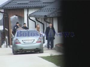 anchetatori acasa la florin turcanu - casa de pe strada Pajistei- Botosani