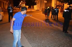 accident politie locala centrul vechi