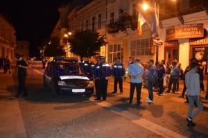 accident politie locala centrul vechi3