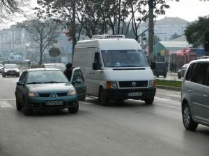 parcare la Botosani