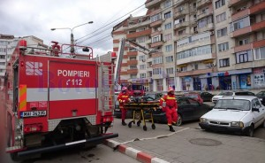 masini de pompieri pe strada exercitiu bazar2