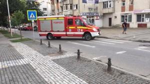 pompieri centrul vechi botosani