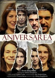 aniversarea la Teatrul Mihai Eminescu, botosani