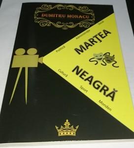 cartea martea neagra a lui Dumitru Monacu, Botosani
