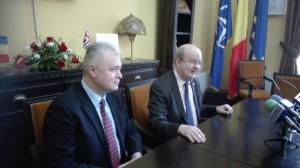 catalin flutur Ambasadorul Marii Britanii la București, Paul Brummel
