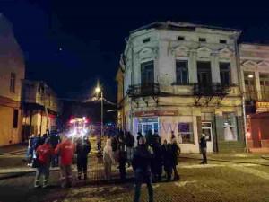 incendiu centru vechi 3