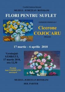 expozitie FLORI PENTRU Suflet, stiri, botosani