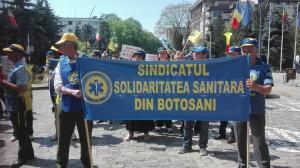 protest sanatate 1