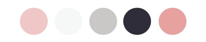 Geniegoods Color Palette
