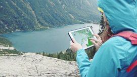 Peta digital offline lebih praktis dan hemat