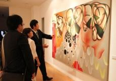 bottazzi_exposition_musee_art_miyanomori_tableau_2x3m