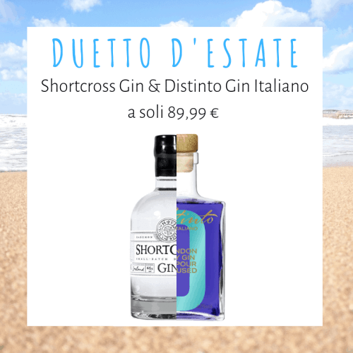 Shortcross & Distinto Gin