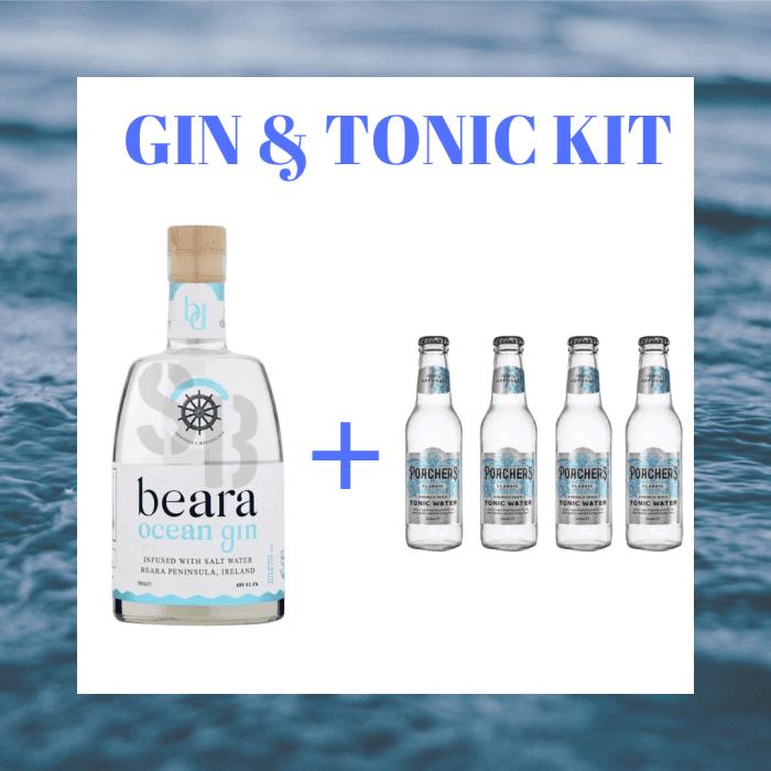 Beara Gin & Tonic Kit