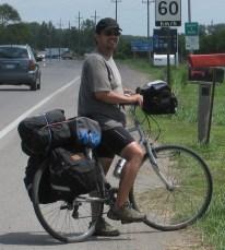 Éric - vélo