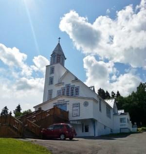 Sanctuaire de Pointe-Navarre